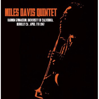 Miles Davis Quintet - Harmon Gymnasium, University Of California, Berkeley CA, April 7th 1967 - Keyhole