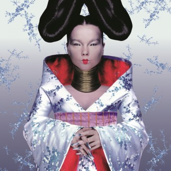 Björk ‎– Homogenic LTD - One Little Indian ‎– TPLP71