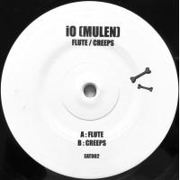 iO (Mulen) - FLUTE / CREEPS (180 G / VINYL ONLY) - Eating Records / EAT002R