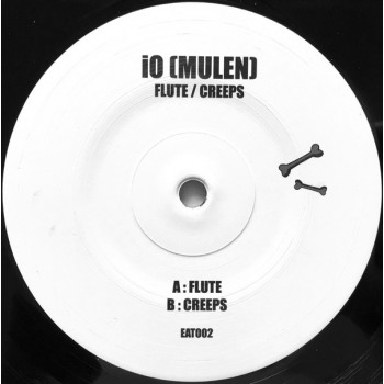 iO (Mulen) - FLUTE / CREEPS (180 G / VINYL ONLY) - Eating Records / EAT002R