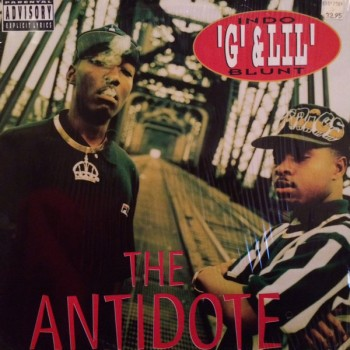 Indo G & Lil' Blunt - The Antidote - Luke Records
