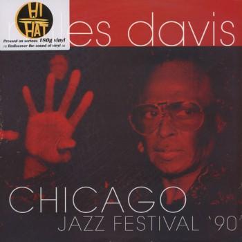 Miles Davis – Chicago Jazz Festival '90 - Hi Hat