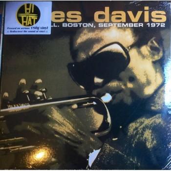 Miles Davis – Paul's Mall. Boston, September 1972 - Hi Hat