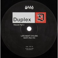Duplex – Rebuild Part 2 - Clone – CX10