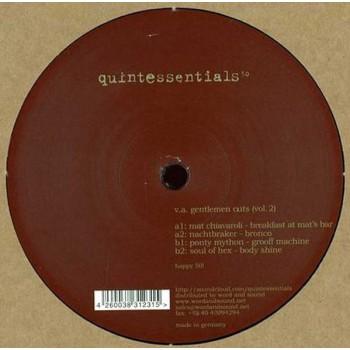 Various - Gentlemen Cuts (Vol. 2) - Quintessentials