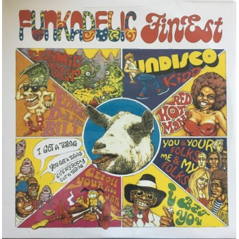 Funkadelic – Finest - Tidal Waves Music