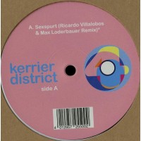 Kerrier District - 4 (Ricardo Villallobos, Max Loderbauer, Kink, Head High Remix) - Hypercolour