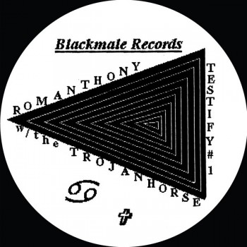 Romanthony - TESTIFY  - Black Male / BM-007