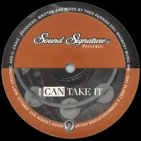 Theo Parrish  - I Can Take It - Sound Signature - SS010