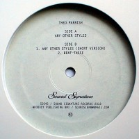 Theo Parrish - Any Other Styles - Sound Signature 045