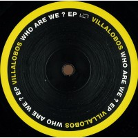 Ricardo Villalobos - Who are we ? EP - Raum Musik / MUSIK039