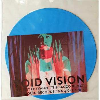 Void Vision - Sour EP - Mannequin - MNQ 049