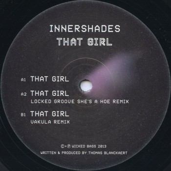 Innershades - That Girl EP - Wicked Bass WB11