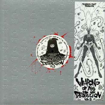 Various feat Honey Dijon – Weapons Of Ass Destruction Vol II - Dungeon Meat – DMT 08