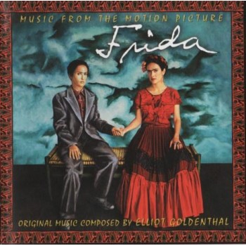 Various – Frida - Music From The Motion Picture Soundtrack - Edge Music