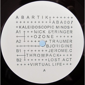 Various - Kaleidoscopic Minds - abartik - ABA007