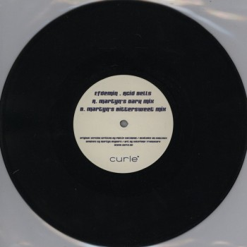 Efdemin - Acid Bells - Curle Recordings - METISSE 2.5