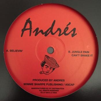 Andrés – Believin' - La Vida
