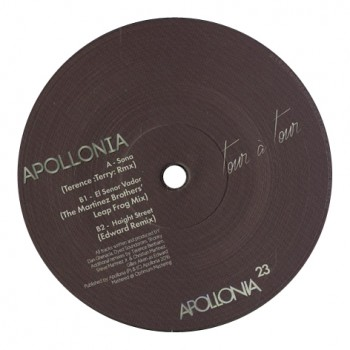 Tour A Tour Remixes - APOLLONIA 23