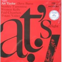 Art Taylor - A.T.s Delight - Heavenly Sweetness – HSV024VL / Blue Note – BST 84047