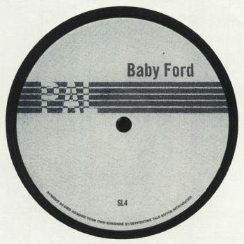 Baby Ford - BFORD 14 - PAL SL - SL4