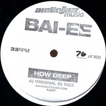 BAI-EE - How Deep - audioJazz music - AJZ011
