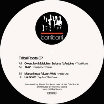 Various - Tribal Roots EP - Batti Batti - BBR08