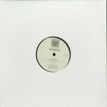 Larry Heard Presents: Mr. White ‎– You Rock Me / The Sun Can't Compare (2019 Repress) - Alleviated Records & Music