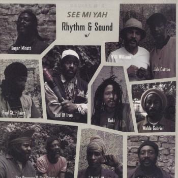 Rhythm & Sound – See Mi Yah - Burial - BMLP-4