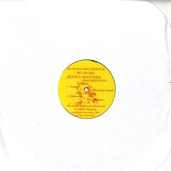 Jenifa Mayanja – Fragments EP - Bu-Mako