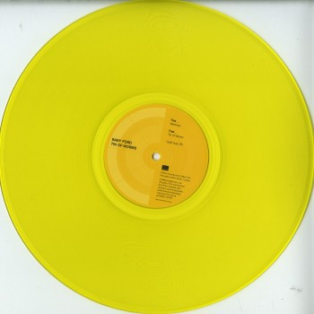 Baby Ford – Tin Of Worms (Yellow Vinyl) - Autoreply
