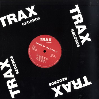 ACE / THE SANDMAN / JAMIE PRINCIPLE - HOUSE OF TRAX VOL 3 - TRAX RUSHHOUR