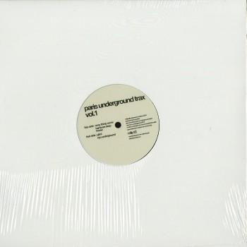 Paris Underground Trax - Vol.1 - My Love is Underground