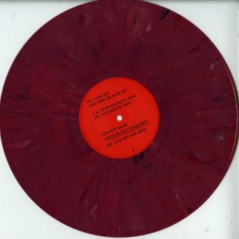 DJ Jus-Ed - Blaze EP