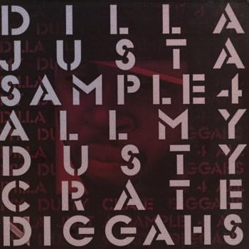 Dilla – Lost Tapes Reels + More - Mahogani Music – MM32