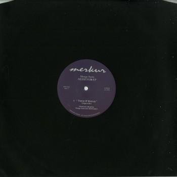 Shingo Suwa – Merkur 06 EP - Merkur