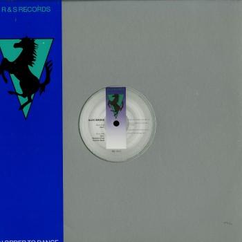Alex Smoke – Dust - R & S Records 