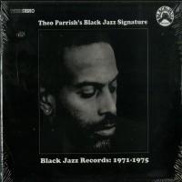 Theo Parrish - Black Jazz Signature LP - Snowdog