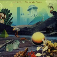 Jeff Mills ‎– The Jungle Planet - Axis