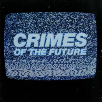 Antoine Rouge ‎– Spook Juke EP - Crimes Of The Future