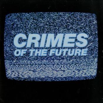 Antoine Rouge – Spook Juke EP - Crimes Of The Future