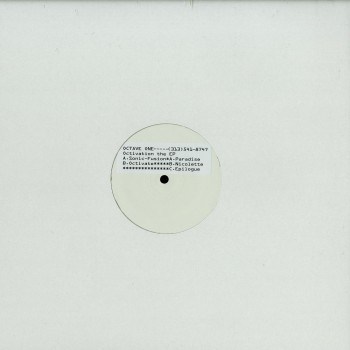 Octave one - The Octivation EP - 430 West / 4W-100