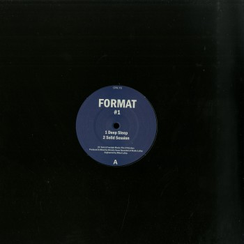 Format aka Orlando Voorn - Format VOL.1 - Only One Music