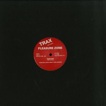 Pleasure Zone - Fantasy - Trax Records