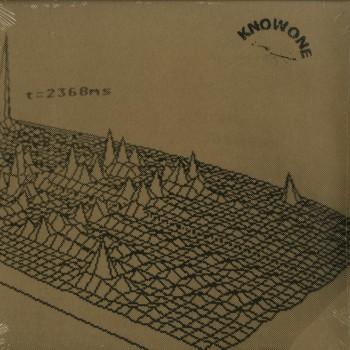 Unknown - Knowone LP 03 (RED VINYL) - KOLP003