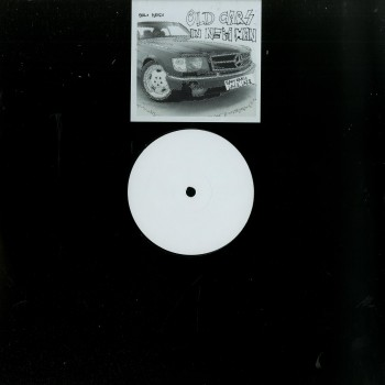 Pablo Mateo ‎– Old Cars In New Man - Lackrec