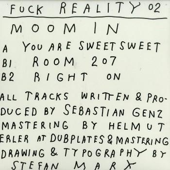 Moomin – Fuck Reality 02 - Fuck Reality