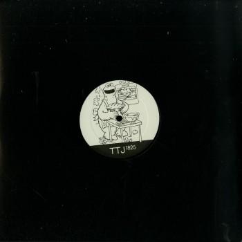 Todd Terje and Various Artists  - TTJ 1825 - Todd Terje Edits / TTJ1825