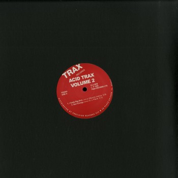 Various Artists - Acid Trax Volume 2 - Trax Records