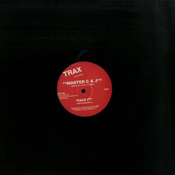 Master C & J - Face It - Trax Records